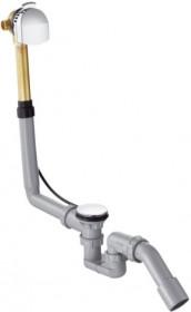 Фото Сифон для ванны Hansgrohe Exafill Bath Filler налив/слив/перелив (58123000)