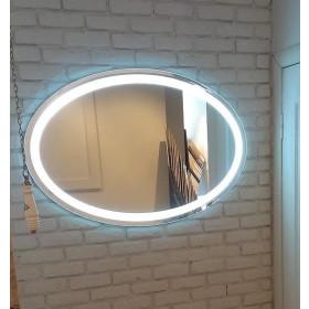 Фото 2 Зеркало Liberta LACIO овал 1100х750 с LED-подсветкой