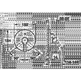 Фото 1 Внешняя часть встр.смесителя Grohe Lineare для ванны/душа (19297000)