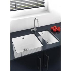 Фото 1 Мойка кухонная Marmorin FADO 560х460 WHITE (428103006)