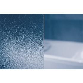 Фото 1 Душевые двери Ravak Rapier NRDP4 - 130 см. Каркас - белый. Витраж - стекло (Grape)