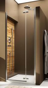 Фото 103-09404 Душевая дверь в нишу Aquaform VERRA LINE 80 правая, DP Active
