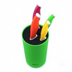 Фото 1 Подставка для кухонных ножей Fissman AY-2926.UH 11x22 см