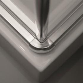 Фото 2 101-06074 Душевая кабина Aquaform SALGADO 100x100 квадрат, Transparent DP Active