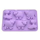 Фото Форма для выпекания кексов Fissman BW-6649.6
