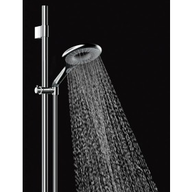 Фото 1 Лейка для душа Grohe Rainshower Icon (2 режима), хр/глин (27633000)