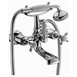 Фото Смеситель для ванны Imprese CUTHNA Stribro (10280)