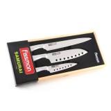 Фото Набор ножей-сантоку Fissman Samurai KN-2600.3 3 пр