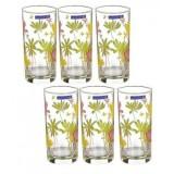 Фото Набор стаканов высоких Luminarc Crazy Flowers 270мл-6шт.Е (N0753)