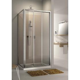 Фото 2 103-09340 Душевая дверь Aquaform MODERNO 80, радвижные