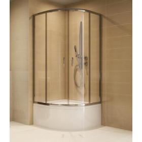 Фото 2 Панель для душ.поддона Cersanit TAKO 90х90х30 см полукруг