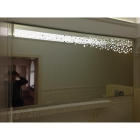 Фото 2 Зеркало Liberta COSMA 800х700 с LED-подсветкой