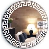 Фото Зеркало Liberta VERONA круг 900х900 с LED-подсветкой