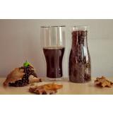 Фото Комплект пивных бокалов с двойным дном 2ед. Herrison EZ-3041