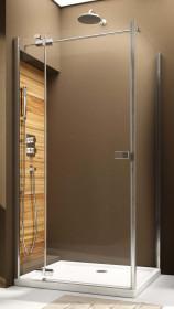 Фото 103-09382 Душевая дверь Aquaform VERRA LINE 100 левая, DP Active