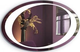 Фото Зеркало Liberta VALENSIA овал 1100х750 с LED-подсветкой
