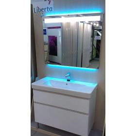 Фото 2 Зеркало Liberta GROSSO 900х700 с LED-подсветкой