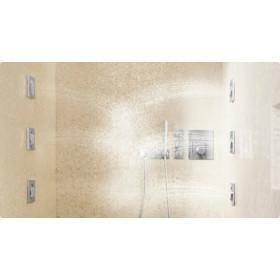 Фото 1 Боковой душ Grohe Rainshower F, 127мм (27251000)