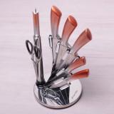 Фото Набор кухонных ножей 7пр. Kamille 5134