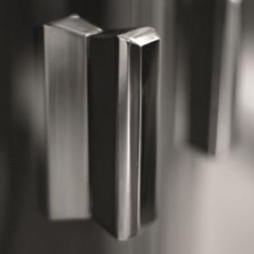 Фото 2 100-06564 Душевая кабина Aquaform LAZURO 80x80 Transparent, полукруг