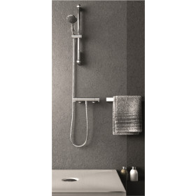 Фото 1 103-06383 Душевая стенка Aquaform GLASS 5 90 Transparent DP Active