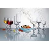 Фото Bohemia Claudia Набор бокалов для вина 230мл-6шт 91L-4S149