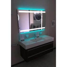 Фото 2 Зеркало Liberta CAREMA 700х800 с LED-подсветкой