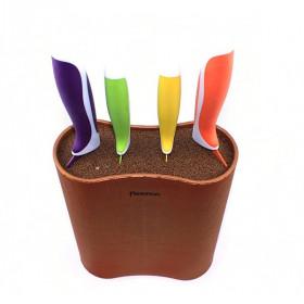 Фото 1 Подставка для кухонных ножей и ножниц Fissman AY-2992.UH