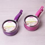 Фото Набор посуды ( розовый, голубой, фиолетовый, салатовый) Kamille 0616