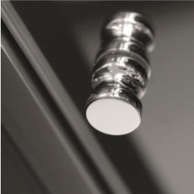 Фото 2 103-05552 Душевая дверь Aquaform SILVA 80, маятник