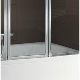 Фото 1 170-06954 Штора на ванну Aquaform Modern 1 67x140 transp|satin