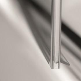 Фото 1 103-06077 Душевая дверь Aquaform SALGADO 100 Transparent DP Active