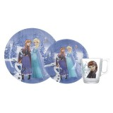 Фото Набор LUMINARC DISNEY FROZEN WINTER MAGIC (N5277) 3 пр