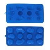 Фото Форма силиконовая для льда/конфет Kamille 7712