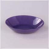 Фото Тарелка глубокая круглая Luminarc Arty Purple 20см L1055